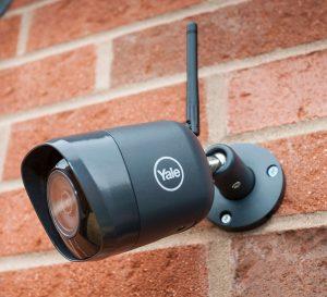 Camera's en deurbelcamera's schrikken inbrekers af