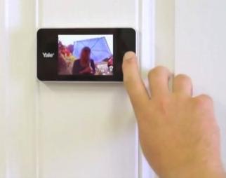 Hoe beveilig ik beter mijn voordeur deurspion