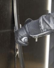 hoe beveilig ik beter mijn dubbele deur
